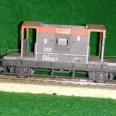 Trenes Escala: LOTE OFERTA VAGON DE TREN DE MERCANCIAS - HORNBY GREAT BRITAIN - COMPATIBLE CON VIAS H0 / 00. Lote 189788516