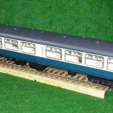 Trenes Escala: LOTE TREN VAGON LARGO DE PASAJEROS - INTER-CITY GREAT BRITAIN - COMPATIBLE CON VIAS H0 / 00. Lote 189789597