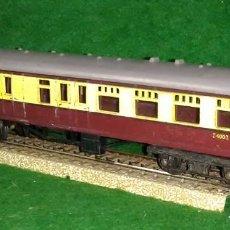 Trenes Escala: LOTE TREN VAGON LARGO RESTAURANTE - TRI-ANG ENGLAND - COMPATIBLE CON VIAS H0 / 00. Lote 189790848