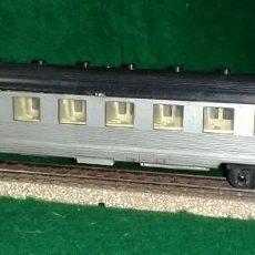 Trenes Escala: LOTE TREN VAGON LARGO DE PASAJEROS - JOUEF FRANCIA - COMPATIBLE CON VIAS H0 / 00. Lote 189792102