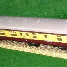 Trenes Escala: LOTE TREN VAGON LARGO RESTAURANTE - MAINLINE - COMPATIBLE CON VIAS H0 / 00. Lote 189792366