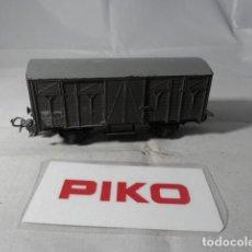 Trenes Escala: VAGÓN ESCALA HO DE PIKO . Lote 190603247