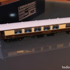 Trenes Escala: BACHMANN. COCHE RESTAURANTE CON COCINA MK1 PULLMAN EMERALD (CON LUZ EN LAS MESAS). Lote 191312470
