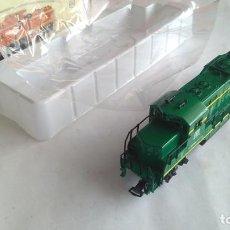 Trenes Escala: CLUB DEL COLECCIONISTA LOCOMOTORA DIESEL ESCALA H0, CONTINUA.VÁLIDA IBERTREN,ROCO,FLEISCHMANN,ETC. Lote 191319611