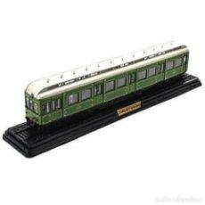Trenes Escala: ZABEYFP 2 SERIE ETAT 1915 1/87 HO FERROCARRIL LOCOMOTORA VAGONES ATLAS #03. Lote 191490248