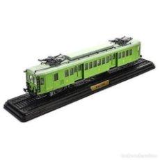 Trenes Escala: ZCEYF.23001 1925 1/87 HO FERROCARRIL LOCOMOTORA VAGONES ATLAS #10. Lote 191490263