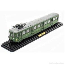 Trenes Escala: Z-3601 SNCF 1938 1/87 HO FERROCARRIL LOCOMOTORA VAGONES ATLAS #14. Lote 191490267