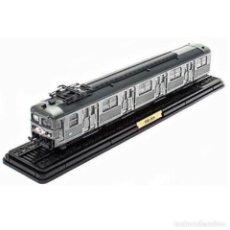 Trenes Escala: ZBD-5101 1953 1/87 HO FERROCARRIL LOCOMOTORA VAGONES ATLAS #07. Lote 191490268