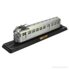 Trenes Escala: Z-3701 (2) SNCF 1/87 HO FERROCARRIL LOCOMOTORA VAGONES ATLAS #17. Lote 191490283