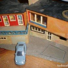Trenes Escala: DIORAMA PARA MAQUETA Y COCHE MPG. Lote 191525696