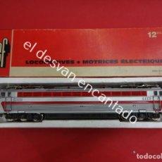 Trenes Escala: JOUEF. LOCOMOTORA SNCF CC 40101. ESCALA HO. EN CAJA ORIGINAL. Lote 191990413