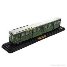 Trenes Escala: ZR-13601 VAGON 1938 1/87 HO FERROCARRIL LOCOMOTORA VAGONES ATLAS #15. Lote 222717816