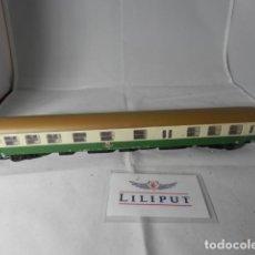 Comboios Escala: VAGÓN PASAJEROS ESCALA HO DE LILIPUT . Lote 193844712