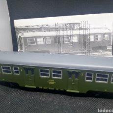 Trenes Escala: RENFE K*TRAIN YEV-01A COCHE VIAJERO B-7000 CAJA ORIGINAL. Lote 193862926