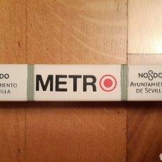 Trenes Escala: METRO CENTRO DE SEVILLA DE GOMAESPUMA. Lote 194080755