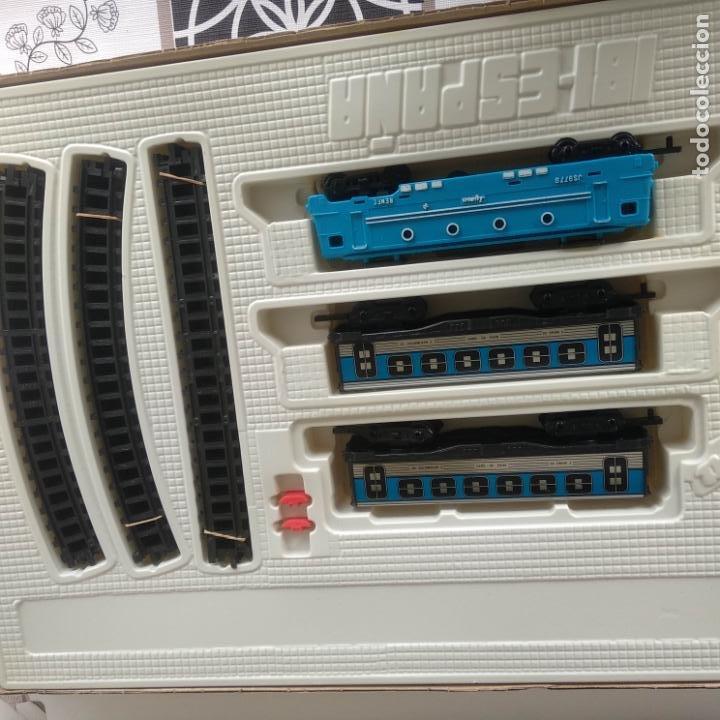 Trenes Escala: Tren Eléctrico pilas jyesa ibi renfe muy buen estado funcionando - Foto 4 - 194188295