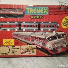 Trenes Escala: TREN TALGO IBERTREN TRENEX REF.5023 (VIRGEN DEL CARMEN) - FUNCIONA - COMO NUEVO. Lote 194333244