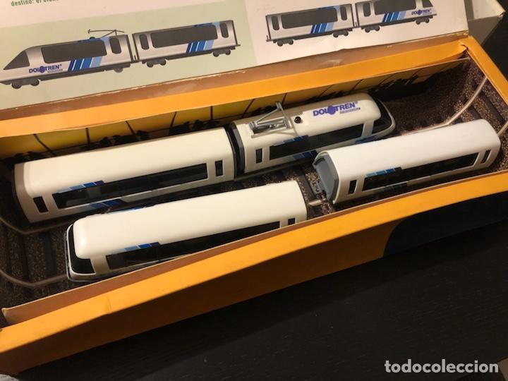 Trenes Escala: TREN DE JUGUETE PUBLICIDAD DOLOTREN AÑOS 90 - Foto 2 - 194338178