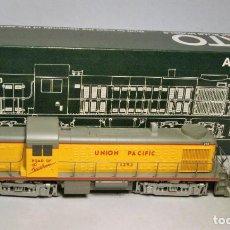 Trenes Escala: KATO ESCALA H0. LOCOMOTORA ALCO RS2. UNION PACIFIC #1293. DIGITAL-SONIDO. Lote 194382885