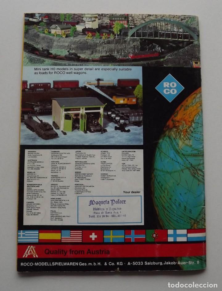 Trenes Escala: 1977, Catalogo ROCO International trenes N, H0e, H0 y 0 modelismo ferroviario - Foto 7 - 194402230