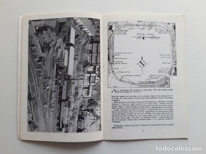 Trenes Escala: 1968 Catálogo de trenes Starting in Scale 00, A Peco Publication, modelismo ferroviario - Foto 3 - 194402770