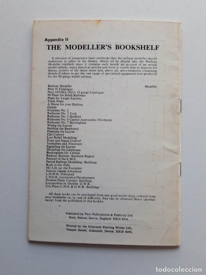 Trenes Escala: 1968 Catálogo de trenes Starting in Scale 00, A Peco Publication, modelismo ferroviario - Foto 5 - 194402770