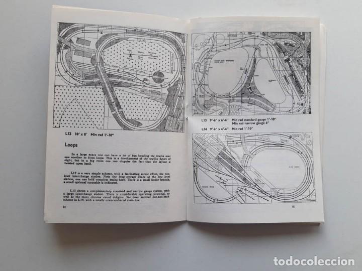 Trenes Escala: 1973 Catálogo de trenes Plans for larger layouts, A Peco Publication, modelismo ferroviario - Foto 2 - 194402857