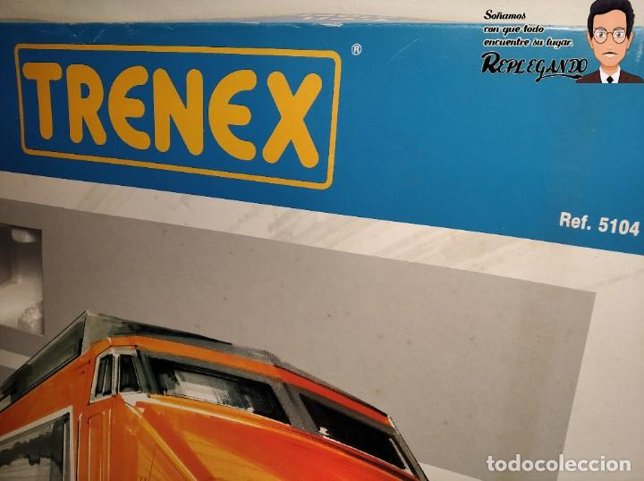 Trenes Escala: TREN TGV FRANCÉS IBERTREN TRENEX REF.5104 - FUNCIONA - PRÁCTICAMENTE COMO NUEVO - Foto 3 - 194468473