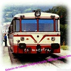 Trenes Escala: 1985 CABANAS O ARENAL- PONTEDEUME. Lote 194511157