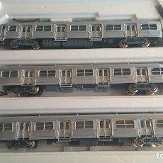 Trenes Escala: JOUEF H0 TREN AUTOMOTOR REGIONALE EXPRESS FRANCÉS, CONTINUA. COMO NUEVO, EN CAJA. VÁLIDO EN IBERTREN. Lote 194565310
