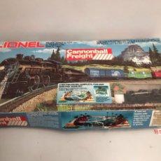 Trenes Escala: ANTIGUO TREN LIONEL. Lote 194900980
