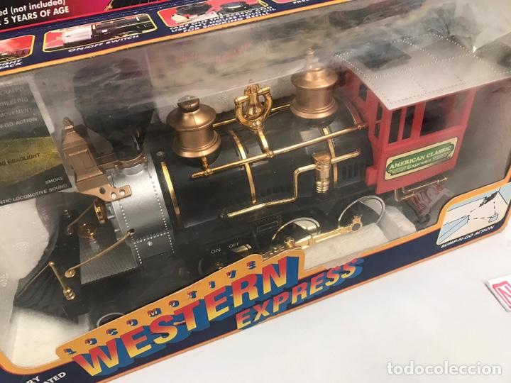 Trenes Escala: Tren western express - Foto 2 - 194922325