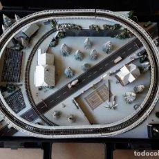 Trenes Escala: MAQUETA TREN MARKLIN EN MALETA. Lote 194947430