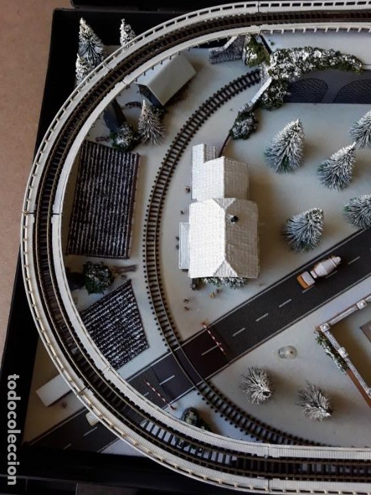 Trenes Escala: maqueta tren marklin en maleta - Foto 2 - 194947430