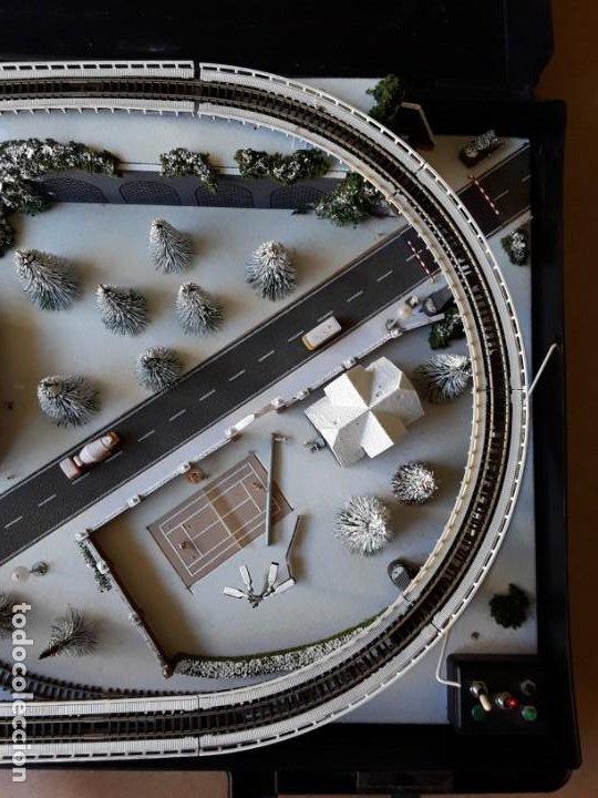 Trenes Escala: maqueta tren marklin en maleta - Foto 7 - 194947430