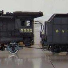 Trenes Escala: LOCOMOTORA DE VAPOR DE LA MARCA MEHANO T009 ESCALA HO CC.. Lote 194953600