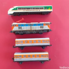 Trenes Escala: LOTE DE TRENES. Lote 195015353
