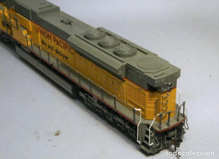 Trenes Escala: KATO. Escala H0. Locomotora EMD SD90/43 MAC. Union Pacific #8059. Digital.. - Foto 3 - 195075715