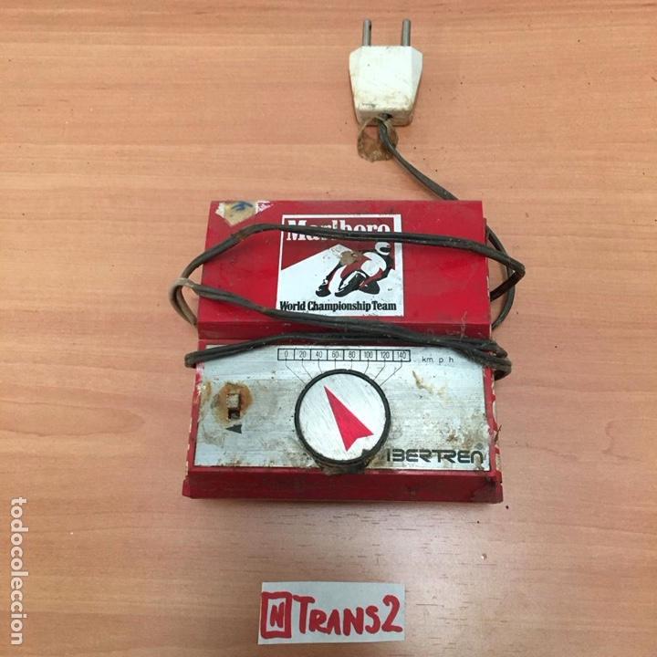 TRANSFORMADOR IBERTREN (Juguetes - Trenes - Varios)
