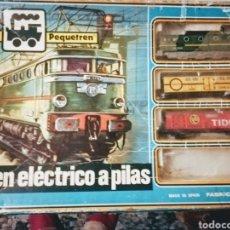 Trenes Escala: PEQUETREN ELECTRÓNICO. Lote 195238448