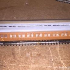 Trenes Escala: MZA COSTAS ELECTROTREN 5000 H0 CON LUZ TIENE UN PELDAÑO ROTO. Lote 195240746