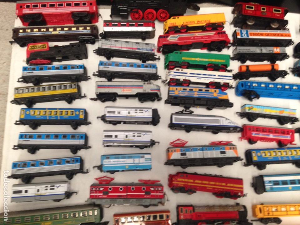 Trenes Escala: Lotazo de trenes , vagones , etc renfe , ave ver fotos - Foto 2 - 195280938