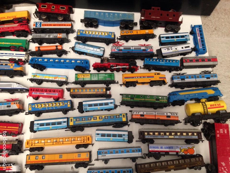 Trenes Escala: Lotazo de trenes , vagones , etc renfe , ave ver fotos - Foto 3 - 195280938