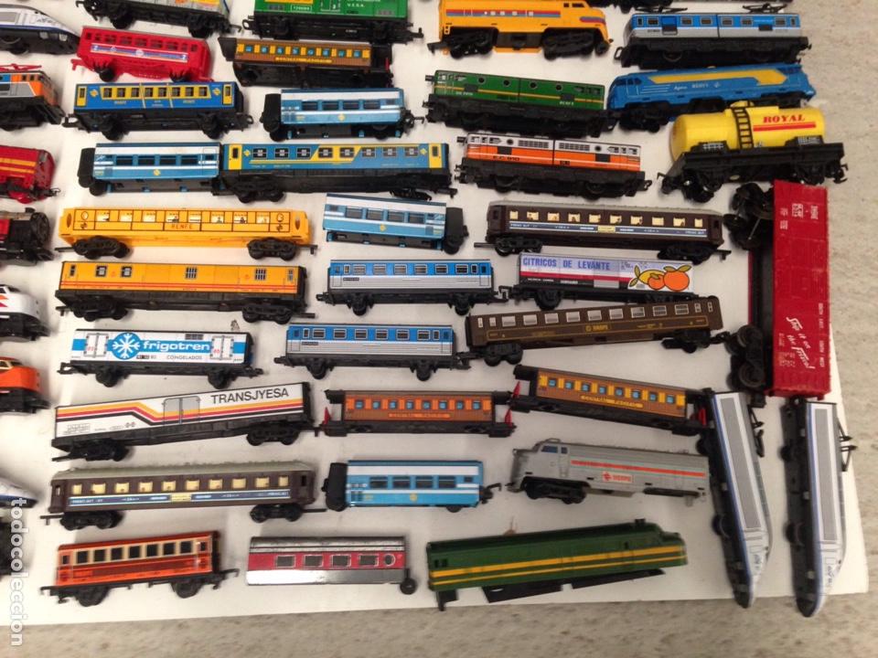 Trenes Escala: Lotazo de trenes , vagones , etc renfe , ave ver fotos - Foto 4 - 195280938