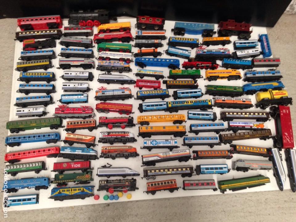 Trenes Escala: Lotazo de trenes , vagones , etc renfe , ave ver fotos - Foto 5 - 195280938
