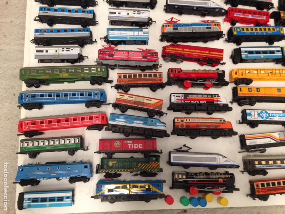 Trenes Escala: Lotazo de trenes , vagones , etc renfe , ave ver fotos - Foto 6 - 195280938