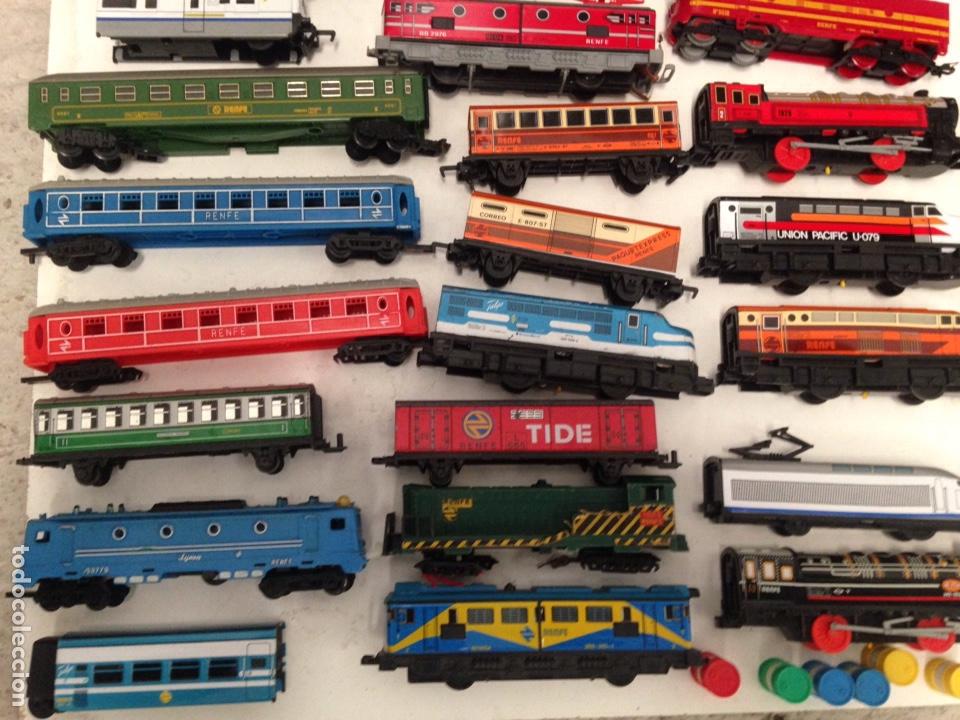 Trenes Escala: Lotazo de trenes , vagones , etc renfe , ave ver fotos - Foto 7 - 195280938