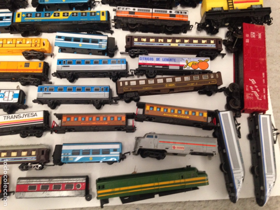 Trenes Escala: Lotazo de trenes , vagones , etc renfe , ave ver fotos - Foto 9 - 195280938