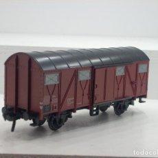Trenes Escala: VAGON MERCANCIA HO. Lote 195295015
