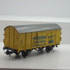 Trenes Escala: VAGON MERCANCIA HO. Lote 195295043
